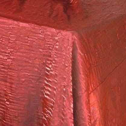 Iridescent Crush Red Tie/Sash