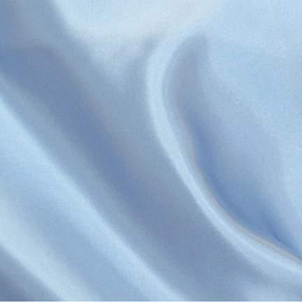 "Lamour Riviera Sky 14"" x 114"" Angled Tie/Sash"
