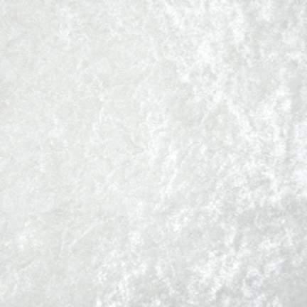 """Velvet White 96"""" Round"""