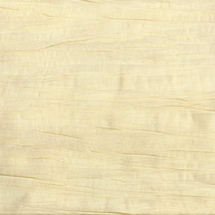 Crinkle Taffeta Ivory