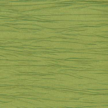 Crinkle Taffeta Apple Green
