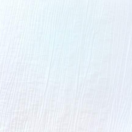 "Crinkle Taffeta White 90"" Square"