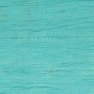 Crinkle Taffeta Turquoise