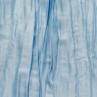 Crinkle Taffeta Light Blue