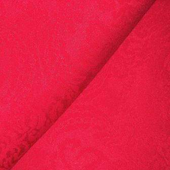Damask Wellington Red